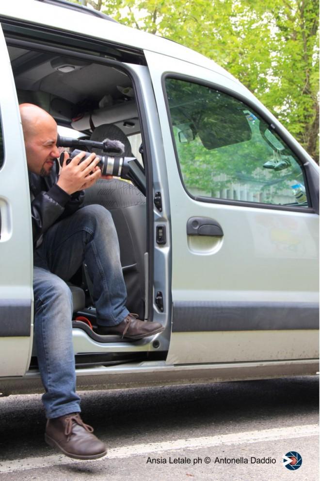 ANSIA LETALE Camera Car